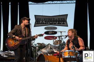 Shovels and Rope at the Heartbreaker Banquet (photo: Jim Bennett)