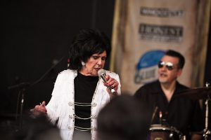Wanda Jackson (photo: Christopher Nelson)
