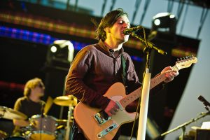 Bright Eyes at Auditorium Shores (photo: Christopher Nelson)