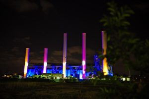 Austin's old power plant (photo: Christopher Nelson)