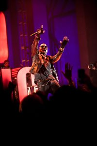 Kanye West  (photo: Christopher Nelson)