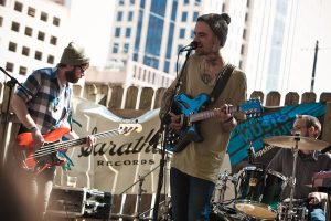 Fences at SXSeattle (photo: Christopher Nelson)