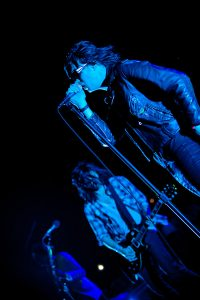 The Strokes at SXSW (photo: Christopher Nelson)