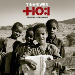 Imidiwan: Companions CD cover (photo: Thomas Dorn)