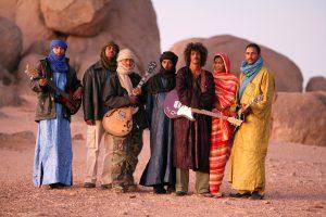 Tinariwen (photo: Thomas Dorn)