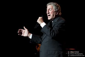 Tony Bennett (photo: Alex Crick)