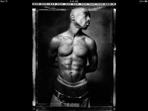 Tupac Shakur (photo: Danny Clinch)