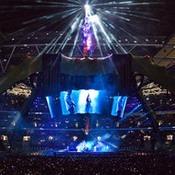 U2 360° stage