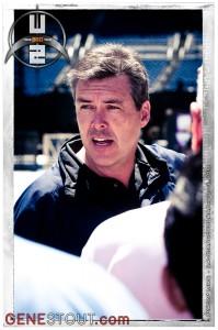 U2 tour director Craig Evans (photo: Mike Savoia)