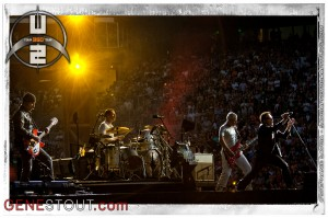 U2 at Qwest Field (photo: Mike Savoia)