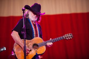 Willie Nelson (photo: Christopher Nelson)