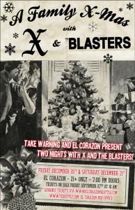 A Family X-Mas poster