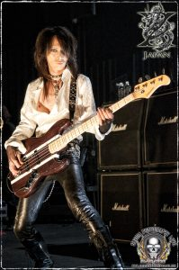 Bassist Heath (photo: Mike Savoia)