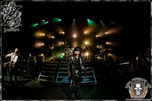 X Japan (photo: Mike Savoia)
